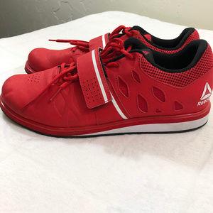 Reebok Lifter PR Weightlifting Shoes